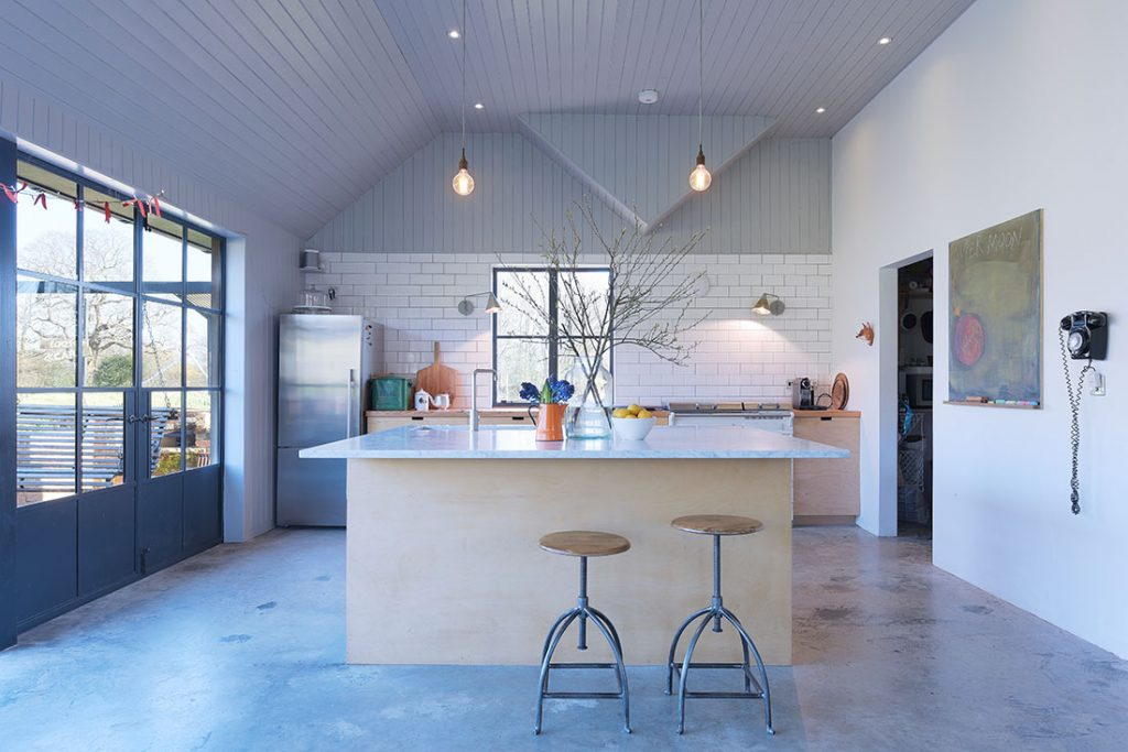kitchen photography in barn conversion