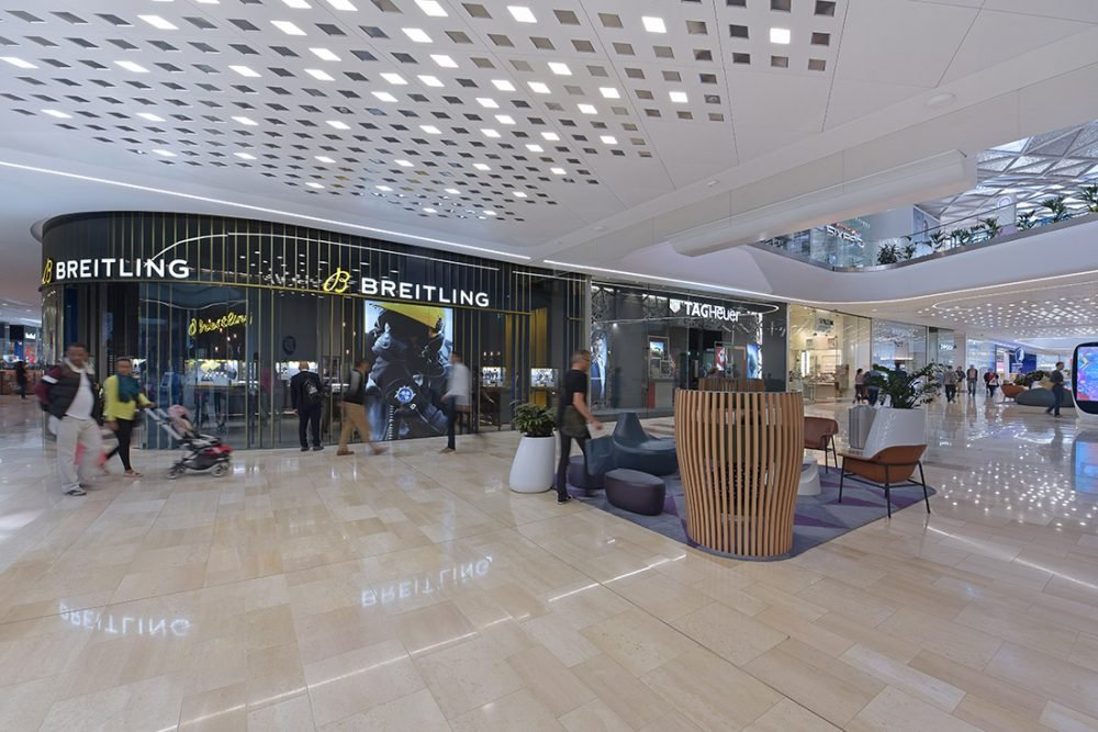 flagship retail photography in Westfield