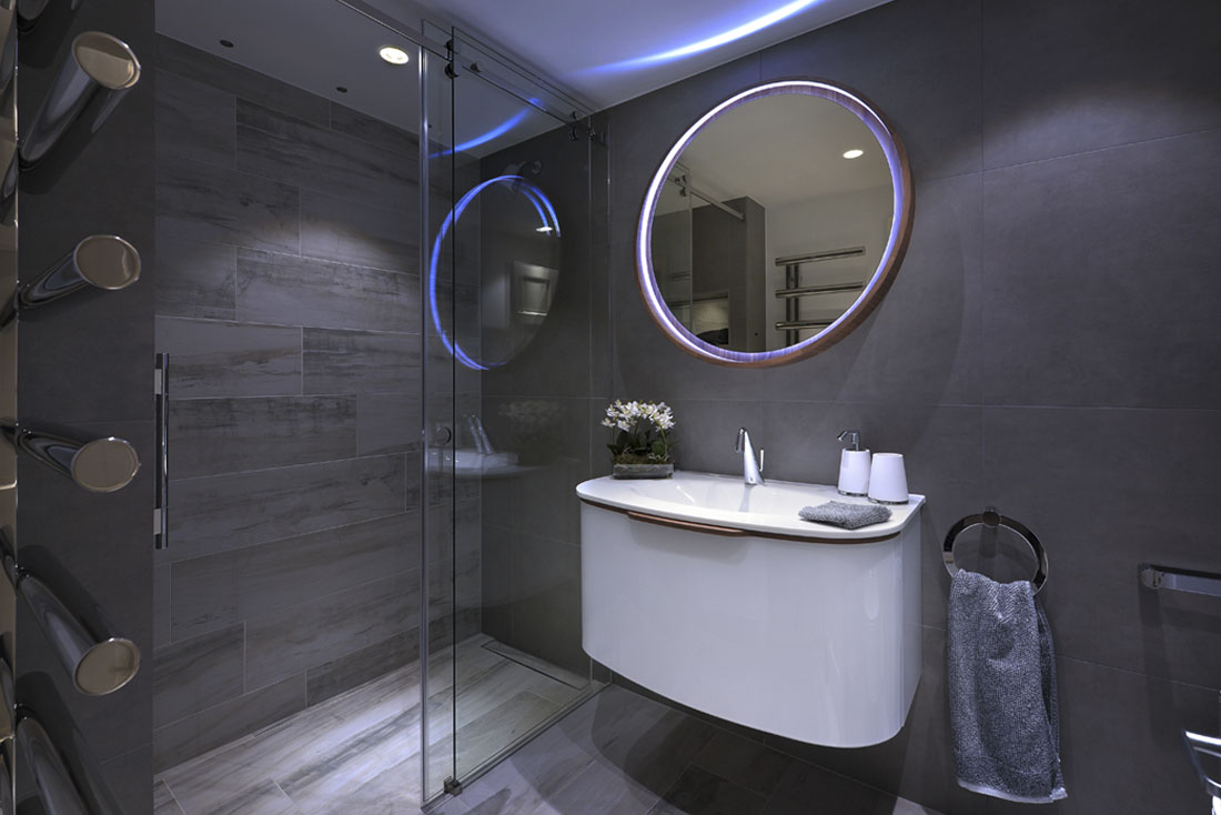 Bathroom Interior Design Photographer