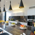 Detail of Kitchen Photography in Central London apartment