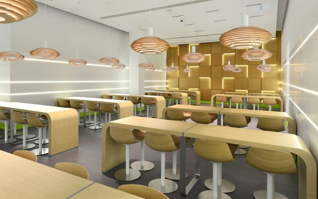 Restaurant Retail Photography for Wasabi who provide convenience food in London.