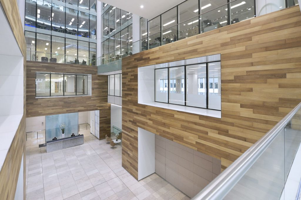 office commercial property photography
