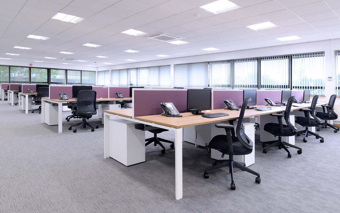 Commercial Office Furniture Photgraphy