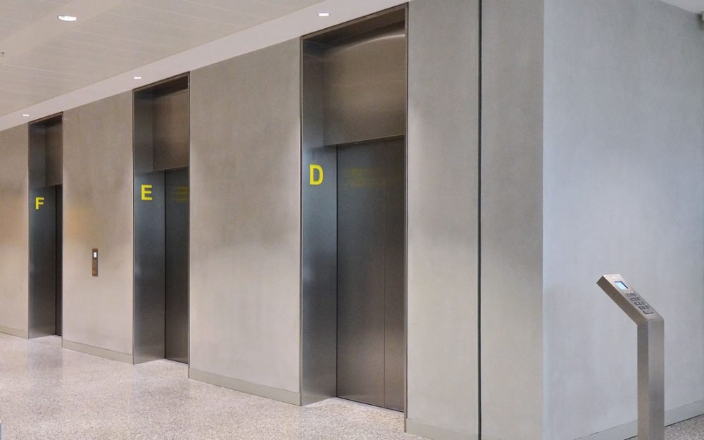 Commercial Property Elevator