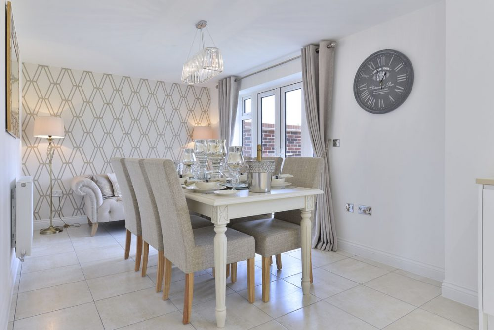 new build homes photographer berkshire