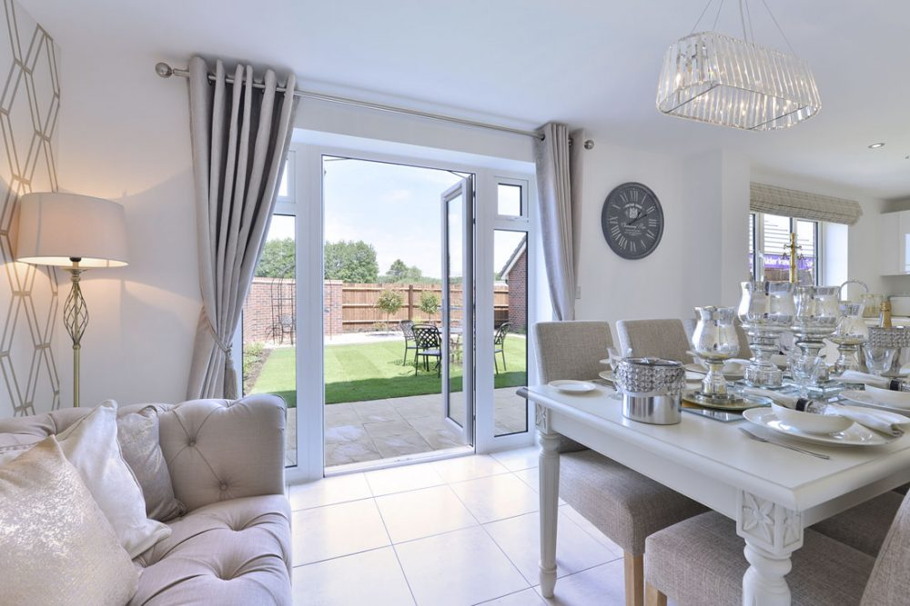 new build homes photographer oxfordshire