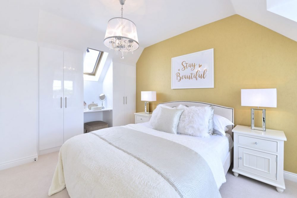 new build homes photography buckinghamshire