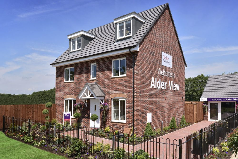 Taylor Wimpey New Build Homes