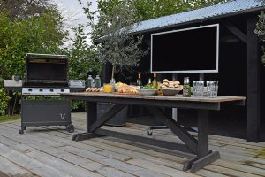 Outdoor Garden TV