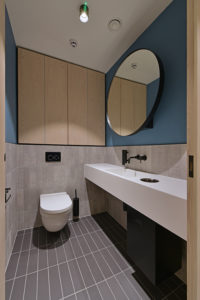 Washroom Interior Photography