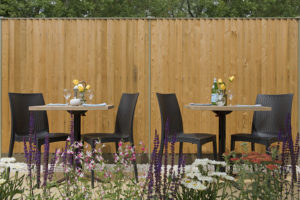 Lifestyle Garden Fence Post