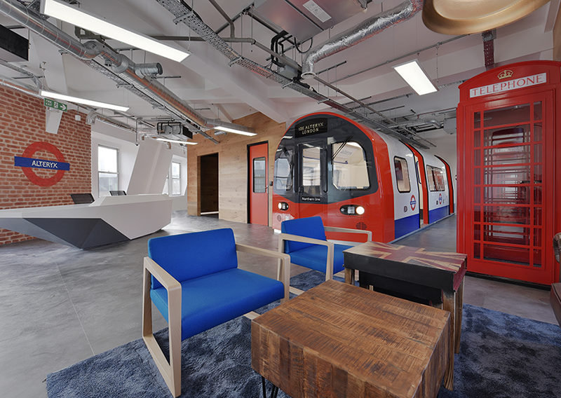 Office Photography Clerkenwell